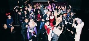 千聖(Crack6/PENICILLIN)主催によるイベント「Crazy Monsters」、今年もHALLOWEEN PARTYを開催!!