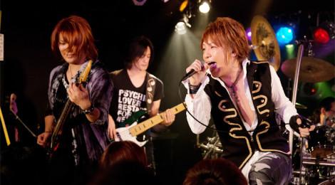 舞台は色街歌舞伎町!!サイキックラバー、今年一発目のワンマンライブを欲望渦巻く新宿で開催!!今回も、ベスト・オブ・サイキックラバーを堪能?!