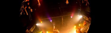サイキックラバー、欲望渦巻く歌舞伎町へ熱狂でハートを射抜くライブを提示!