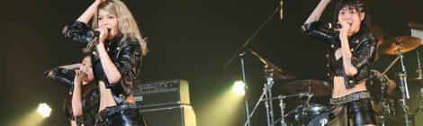 「GIRLS ROCK SUMMER SPLASH!! 2016」レポート、総勢11組のガールズロックバンドたちがZepp Tokyoのステージに熱狂の華を添えていた!!
