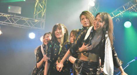 CANDY GO!GO!、結成7周年を祝うワンマン公演をバンドを従えて実施。渋谷系ガールズロックユニットとして活動してゆくことを宣言!!!!!