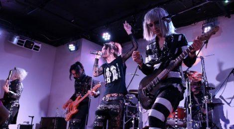 ギャロ単独公演 『SHIBUYA BLACK CIRCUS』第四夜は,アルバム『NERO』の世界を堪能。理性が壊れ熱狂した曲も飛び出すリクエスト大会も登場!!