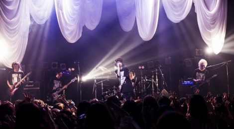 怪人二十面奏、2周年単独公演を東京キネマ倶楽部で開催。今、彼らを知らないとヴィジュアル系の流行りから乗り遅れる!?