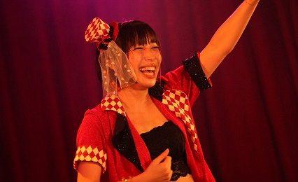 アイドル界の松岡修造こと星乃ちろる、8日間連続主催イベントのファイナルはワンマン公演。その熱狂ぶりをレポート!