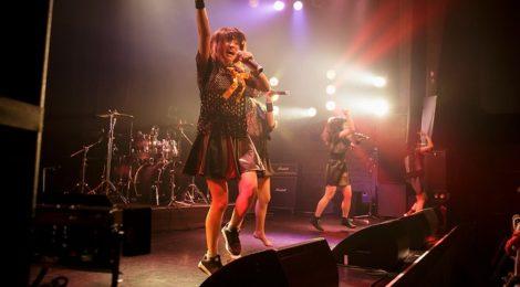 とてもホットなガールズ系イベント「Hotty & Rhythm」。TSUTAYA O-WESTを舞台にHONEYBEEやAIBECK、969らを迎え開催!!
