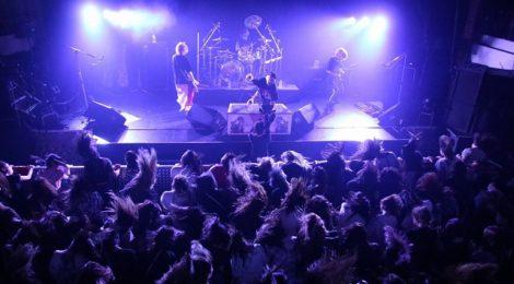喉の治療に専念していた涼太も復活。Neverland、東京キネマ倶楽部で結成5周年を祝うワンマンを敢行!!!!