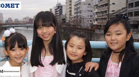 日本語/韓国語/中国語を話せけるメンバーたちが詰まったグローバルユニット、Cometとは!?