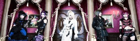 Scarlet Valse、最新衣装を公開。さらにミニアルバム『Reincarnation』の発売も決定。9月22日の6周年単独公演に向け、Kakeruからのメッセージも到着!!