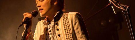 すべては、繋がったそれぞれの想いの絆を確かめあうために…。紘毅、誕生日当日にデビュー11周年単独公演を実施!!