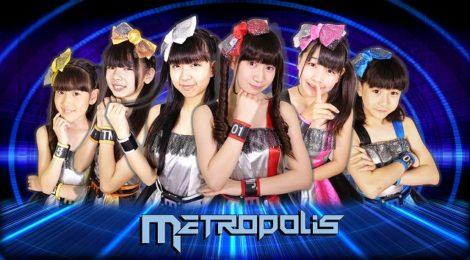 METROPOLIS、最新シングル『METRO GIRL/SU♡KI♡NA♡NO』を発売!!これぞ、METROPOLIS流萌え萌えキュンュンなサイバーソング!?
