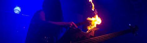 CROWLEYのHIROと古久根吉紀、5月5日の復活LIVEと初CD化盤『Whisper of the Evil Premium Edition』について語る!!