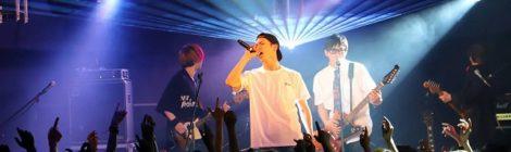 舞台「ハイキュー!!」から誕生。役者,塩田康平と山口賢人によるBUCKS。ワンマン公演で起こした革命!!