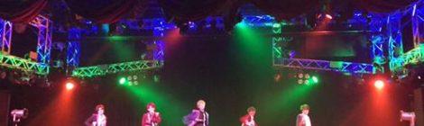 イケメンボーイズグループADDICTION、ワンマン公演で来春アルバムのリリースを発表。12月よりリリイベもスタート!まずは、5000千枚突破だ!!