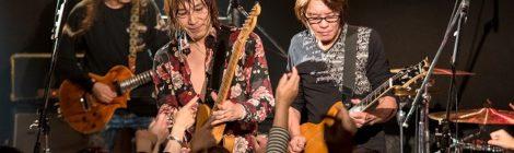 ジェイル大橋こと大橋隆志、2枚組のライブアルバム『TAKASHI O'HASHI & STEPHEN MILLS Independent Souls Union LIVE!』についてのメールインタヴューを紹介!!