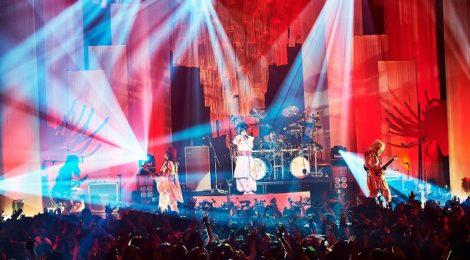 己龍、千秋楽公演レポート。ユーチューバのVambiとライブでコラボも。獣と化した観客たちと終始熱狂の行軍!!。次は、新作アルバム『転生輪廻』を手にTOKYO DOME CITY HALLで公演だ!!