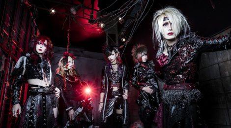 Scarlet Valse、最新ヴィジュアルを公開!!。3月11日より「47都道府県ツアー」がスタート。初日は、2ndアルバム『Metamorphosis』の発売も兼ねたワンマン公演だ!!