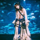 yucat 新江ノ島水族館でワンマンライブを開催!スタイリングby h.NAOTO